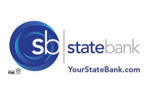 SB State Bank logo