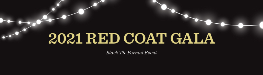 red coat gala